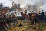 Cromwell ja New Model Army Basingin valtauksessa