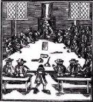 Toinen piirros Putneyn väittelyistä.