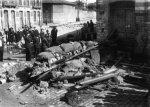 """1934 """"Asturian kommuunin"""" murskaamisen jälkeinen kuva."""