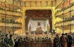 Kuva Ensimmäisen Internationaalin tai IWMA:n espanjan jaoston kongressista 1870 Barcelonassa. Tämä oli merkittävä tapahtuma Espanjalaisen työläisten liikkeen historiassa joka kulminoitui vallankumoukseen 1936.