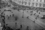 Kuva epäonnistuista Heinäkuun Päivistä 1917.  Tuona päivänä ammuttiin monia.
